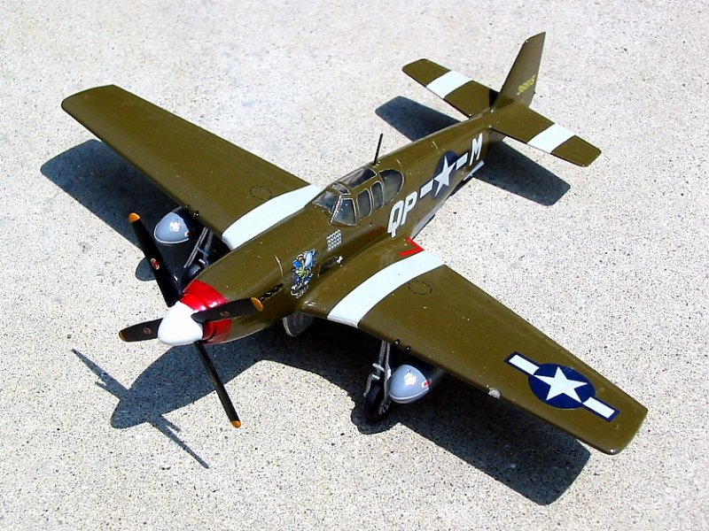 Mustang P 51b